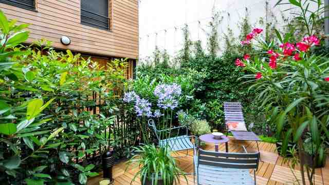 Comment rendre une terrasse intime ?